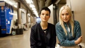 Karin Park & Hege Bakken Riise - foto: Hege Bakken Riise/NRK