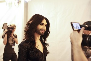 Conchita Wurst - foto:Thomas Hanses/EBU