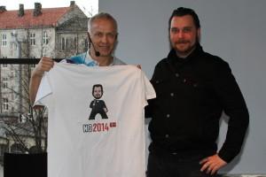 Morten Thomassen & Carl Espen - foto : Grethe Braastad