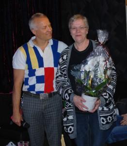 Grethe hylles - foto: Jarle Teigøy