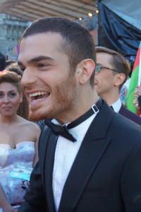 Elinur Huseynov fra Azerbaijan - foto: Leif Smith
