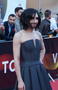 Conchita - foto: Leif Smith
