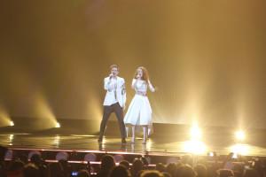 Fra gårsdagens juryfinale - foto: Thomas Hanses (EBU)