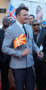 Daniel Kajmakovski fra Makedonia - foto: Leif Smith