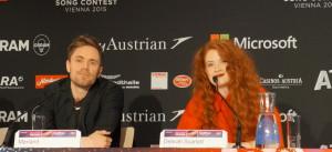 Pressekonferanse - foto: Leif Smith