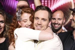 Mørland & Debrah Scarlett til finalen! - foto: Thomas Hanses (EBU)
